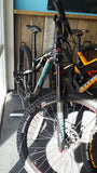 Rocky Mountain Altitude 2018 aggressive trail mountain bike alloy frame and dropper post