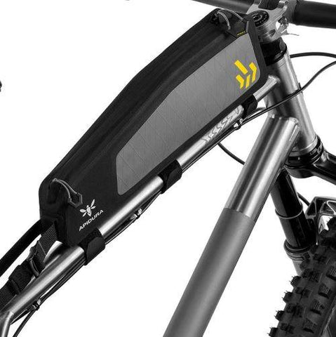 Apidura Backcountry Long Top Tube Pack 1.8L NEW PRODUCT