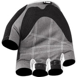 Madison Track Mens Black Mitts Rear