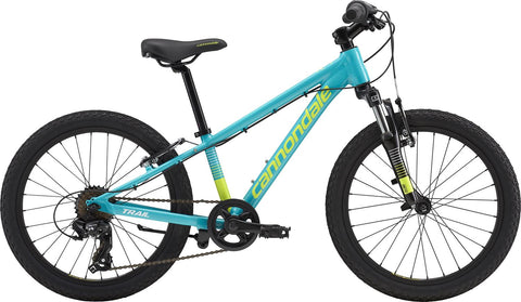 "2019 Cannondale 20"" Trail Bike for girls in Turquoise"