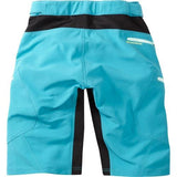 Madison Zena Womens Blue Shorts Rear