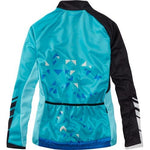 Madison Sportive Womens Long Sleeve Thermal Roubaix Jersey Rear