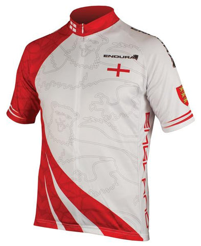 Endura CoolMax England Cycling Jersey
