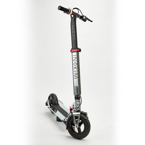 Inokim Light 2 Aluminium Limited Edition Electric Scooter with Silver Fern