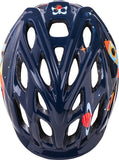 child bike helmet in galaxy print from Kali Protectives