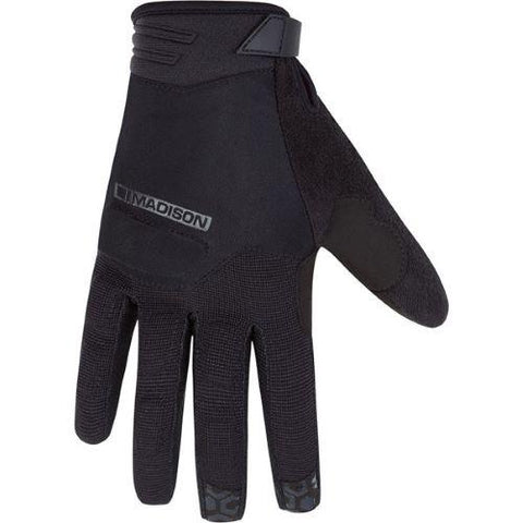 Madison Zenith Mens Glove Black Front