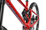 Red full sus carbon frame Mondraker Foxy Carbon RR 2018 enduro All Mountain MTB Bike zero gravity