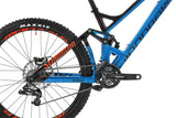 Mondraker Summum 2018 downhill mountain bike features their custom zero suspension technology for a smoother, more controlled descent over the steepest terrain.