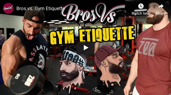 Bro vs. Gym Eddie Kit