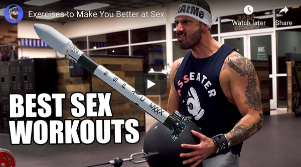 What Are The Best Workouts For Sex?