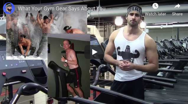 What Your Gym Gear Says About You