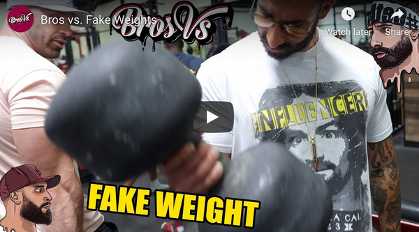 Bradley Martyn & Zoo Culture Uses Fake Weights?