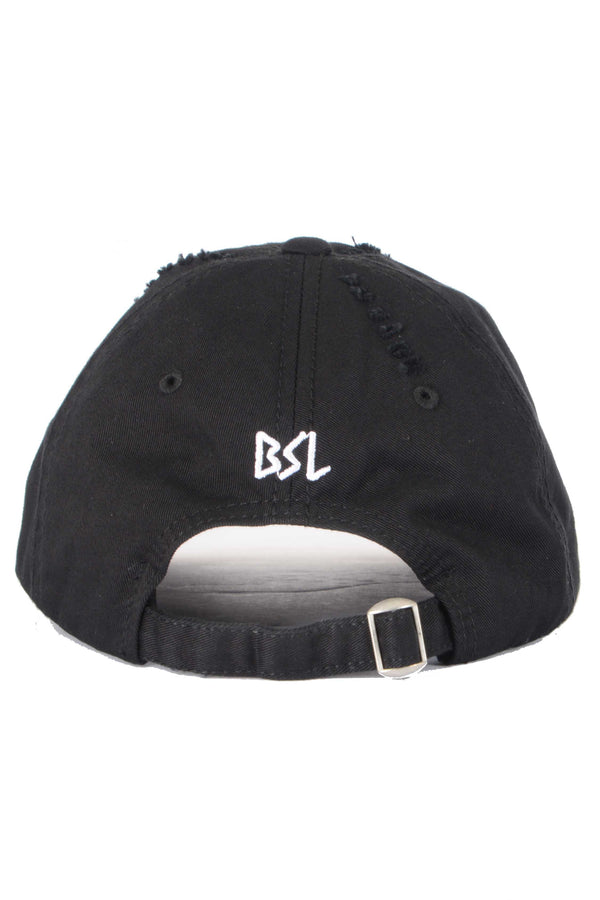 Bro Science Life Dad Hat  - Black