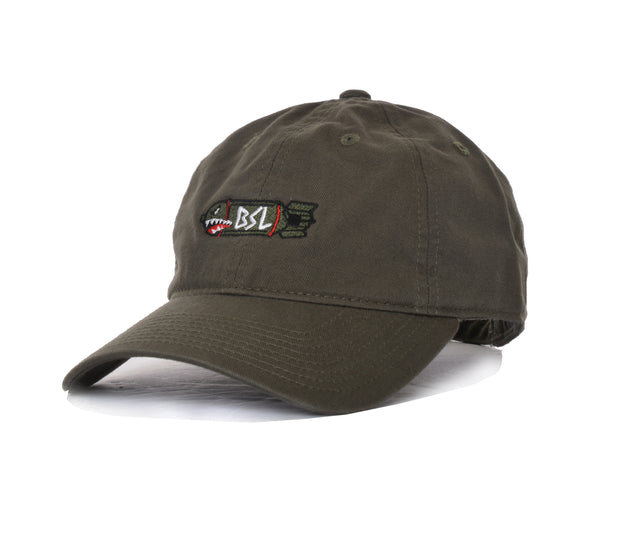 Bro Science Life Dad Hat  - Olive