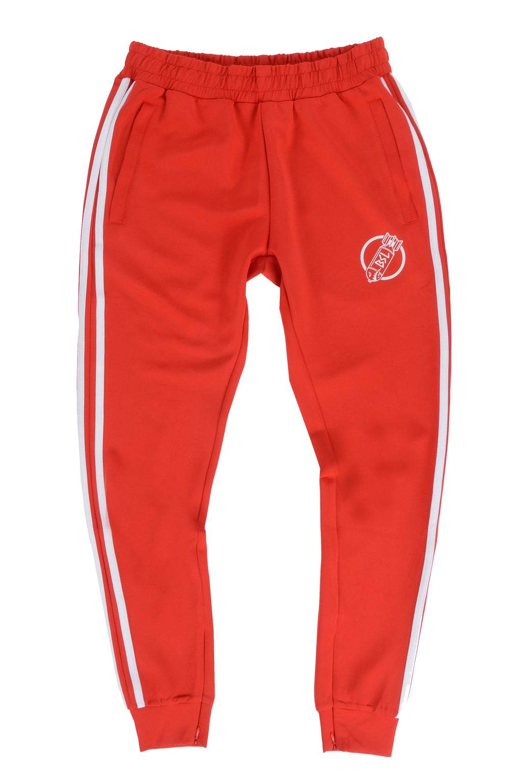 BSL Track Pants- BSL202 - Red