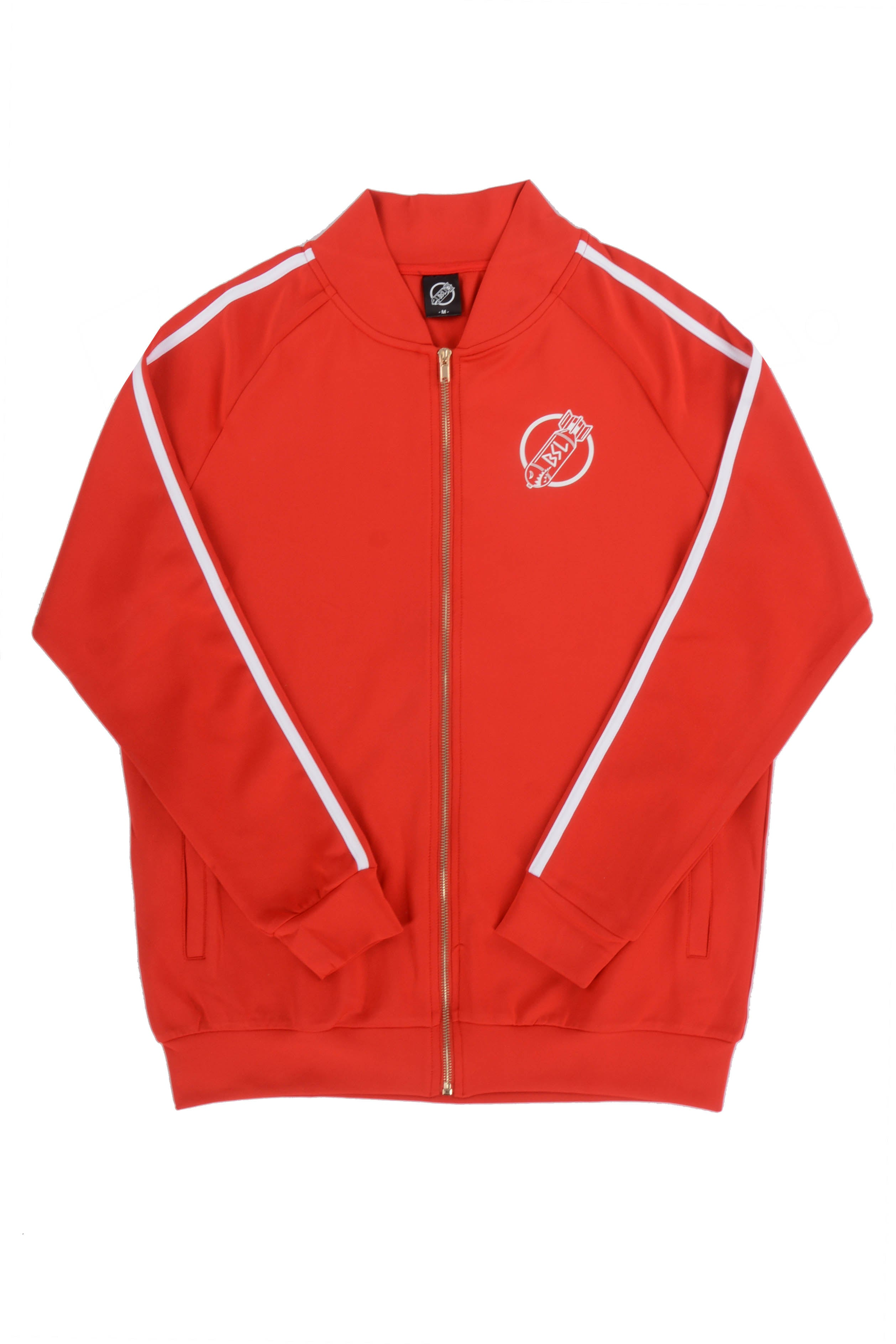 BSL Yesterday 2 Track Jacket- BSL502 - Red