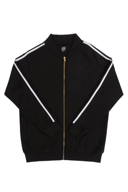 BSL Yesterday 2 Track Jacket- BSL502 - Black