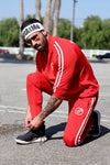 BSL Yesterday 2 Track Suit Bundle - Red