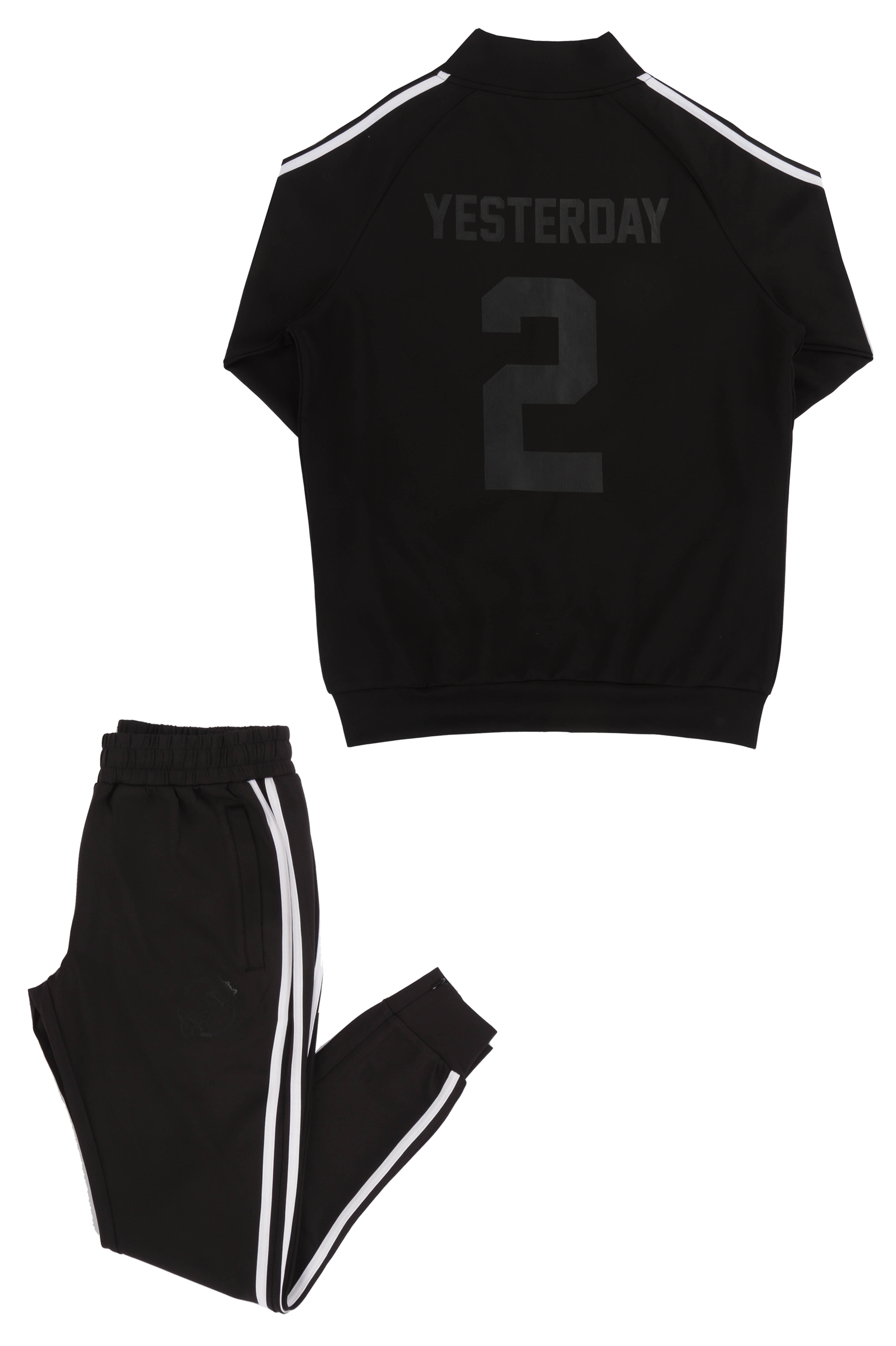 BSL Yesterday 2 Track Suit Bundle - Black