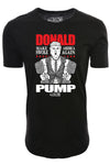 BSL Elongated Donald Pump Shirt - Black