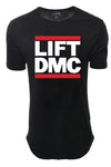 Lift DMC Elongated Shirt - Black