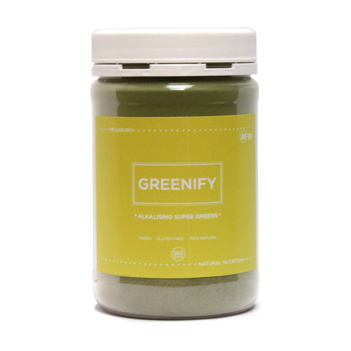 Greenify Alkalising Super Greens <b>20% Off For October</b>