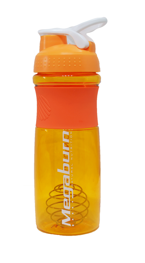 Megaburn Blender Bottle with Grip