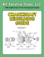 RV Service Tools Crankshaft Rebuilding Guide