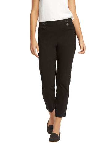 Skinny Sailor Ankle Pants