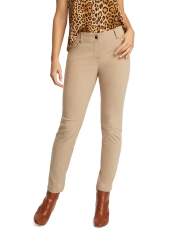 Millennium Ladder Trim Ankle Pants