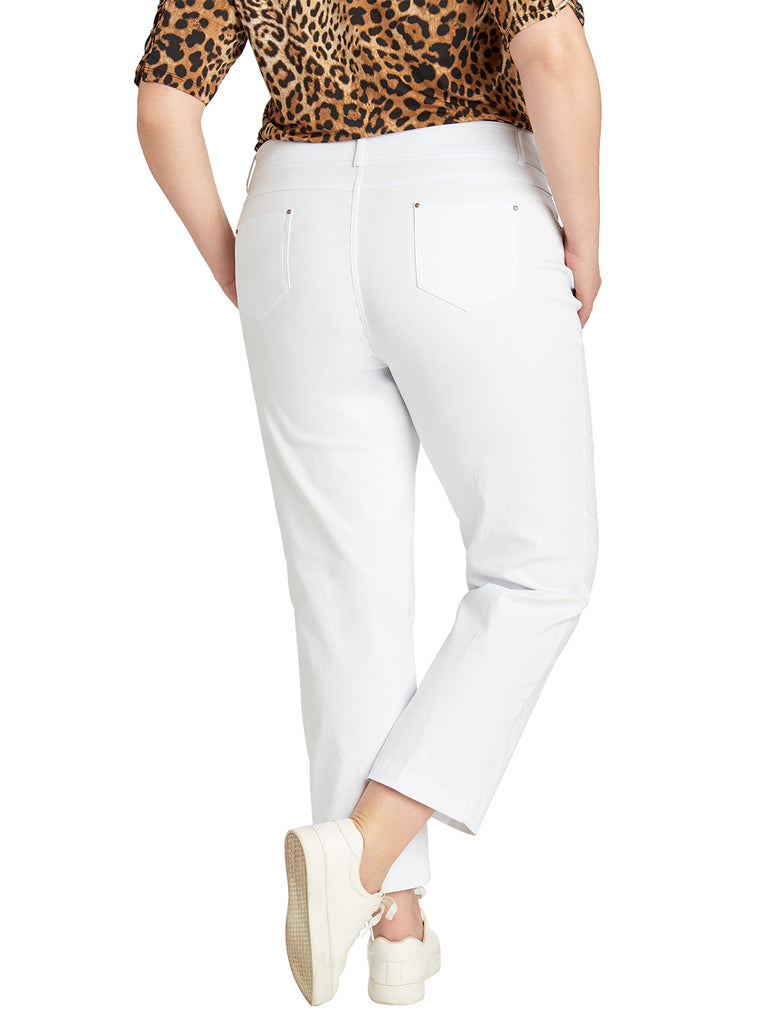 Millennium Plus Five Pocket Stretch Ankle Pants
