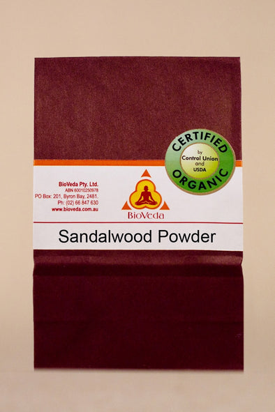 Sandalwood Powder - Bio Veda Ayurvedic Products