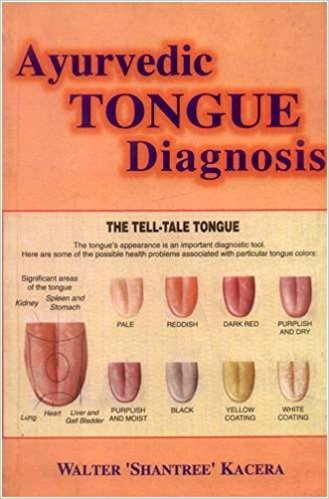 Ayurvedic Tongue Diagnosis - Bio Veda Ayurvedic Books