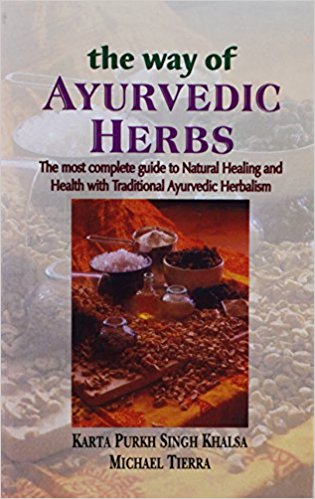 Way of Ayurvedic Herbs - Bio Veda Ayurvedic Books