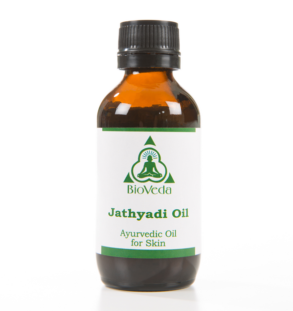 Bio Veda Jathyadi Massage Oil - Ayurvedic Products