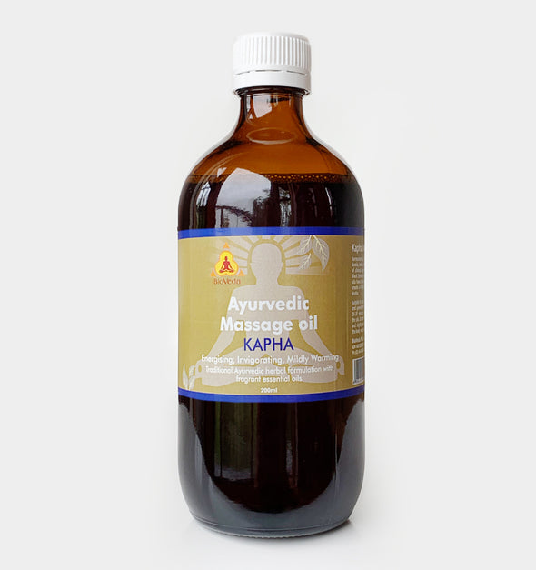 Bio Veda Kapha Massage Oil - Ayurvedic Products