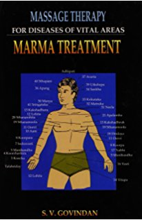 Massage Therapy for Diseases of Vital Areas - Bio Veda Ayurvedic Books
