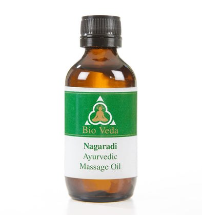 Bio Veda Nagaradi Kapha Massage Oil - Ayurvedic Products