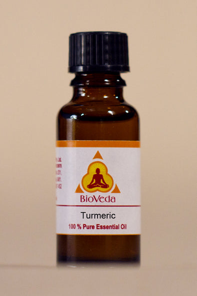Bio Veda Turmeric Essential Oil - Ayurvedic Products