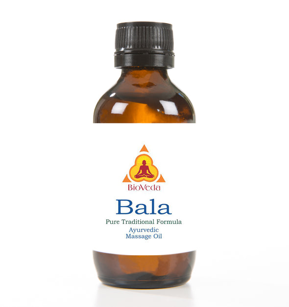 Bio Veda Bala Massage Oil - Ayurvedic Products