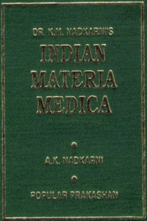 Indian Materia Medica - Bio Veda Ayurvedic Books