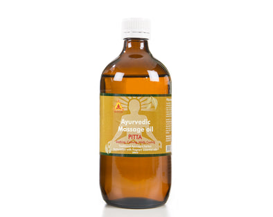 Bio Veda Pitta Massage Oil - Ayurvedic Products