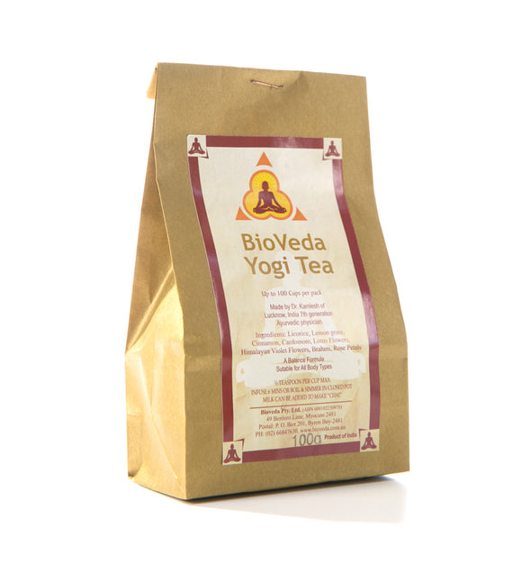 Bio Veda Yogi Tea - Ayurvedic Products