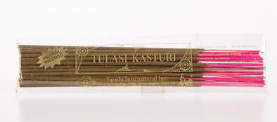 Tulsi Kasturi Incense - Bio Veda Ayurvedic Products