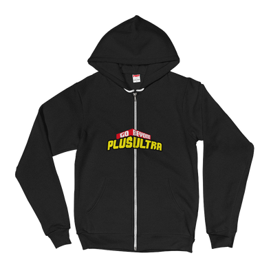 """Plus Ultra"" SpawnPoint pop cultureHoodie sweater"