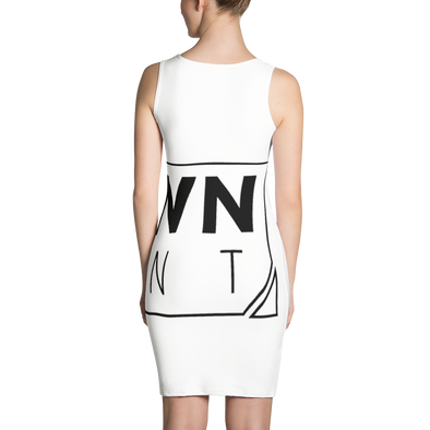 SpawnPoint Official Logo Sublimation Cut & Sew Dress