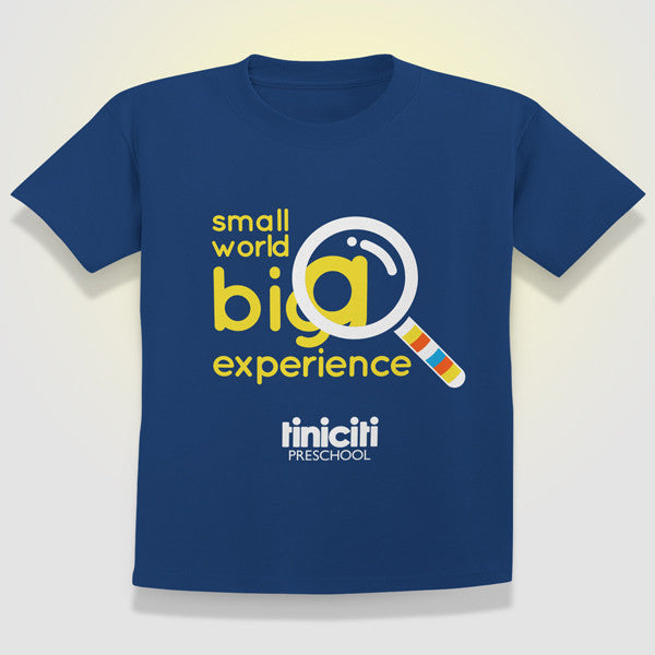 Big Experience Graphic Tee (3 Colors)