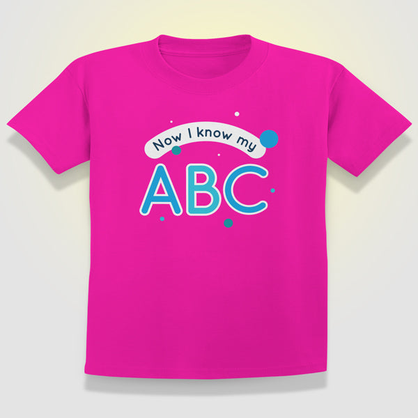 ABC Graphic Tee