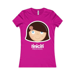 Lily Graphic Tee For Women