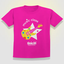 Music Class Graphic Tee (3 Colors)